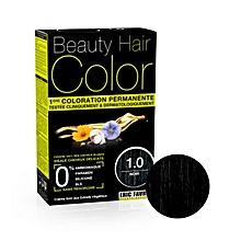 Teinture cheveux blond beige