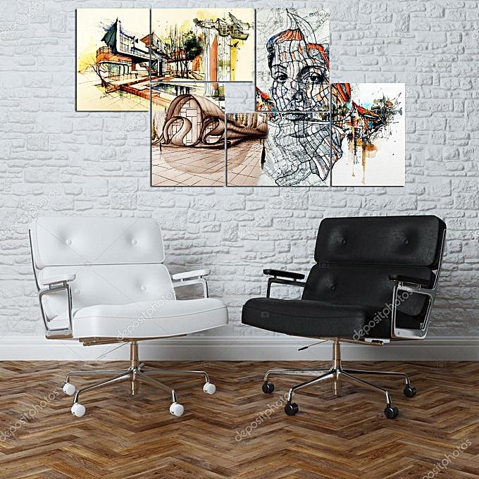 tableau d coratif archi1 autres art mural pas cher sur jumia tunisie. Black Bedroom Furniture Sets. Home Design Ideas