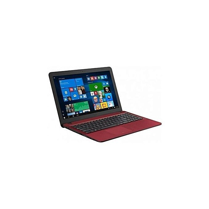 asus pc portable x541uj i5 7 g n 8go 1to rouge. Black Bedroom Furniture Sets. Home Design Ideas