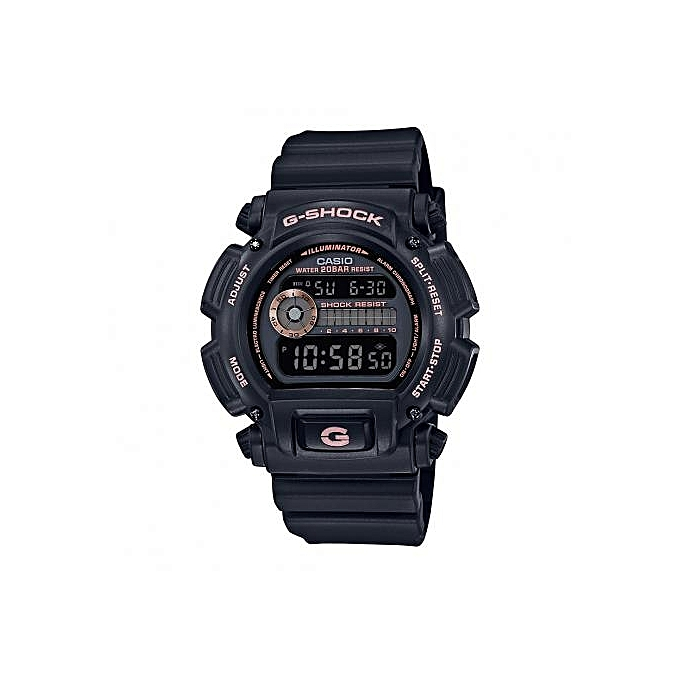 casio g shock montre homme dw 9052gbx 1a4dr noir garantie 1 an pas cher black friday. Black Bedroom Furniture Sets. Home Design Ideas