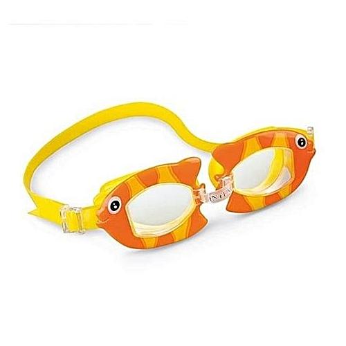 Lunettes de plong e pour enfant poissons orang jouets for Poisson bassin pas cher