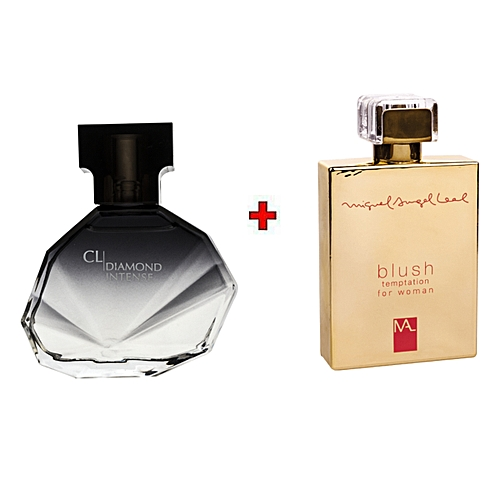 Diamond Tempation Lot Femme 100ml Blush Parfums Et 50ml Intense m8wNn0v