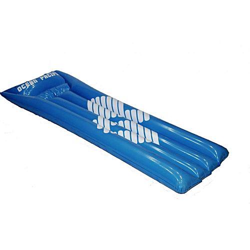 matelas gonflable pour piscine bleu dimensions 185 x 69 cm piscines pas cher sur jumia. Black Bedroom Furniture Sets. Home Design Ideas