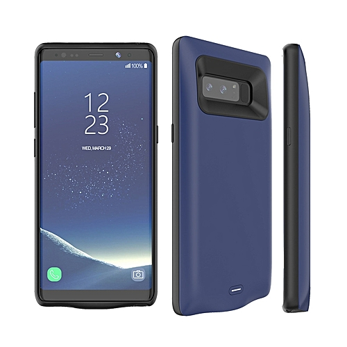 case batterie 5500 mah pour samsung note 8 blue protection pas cher sur jumia tunisie. Black Bedroom Furniture Sets. Home Design Ideas