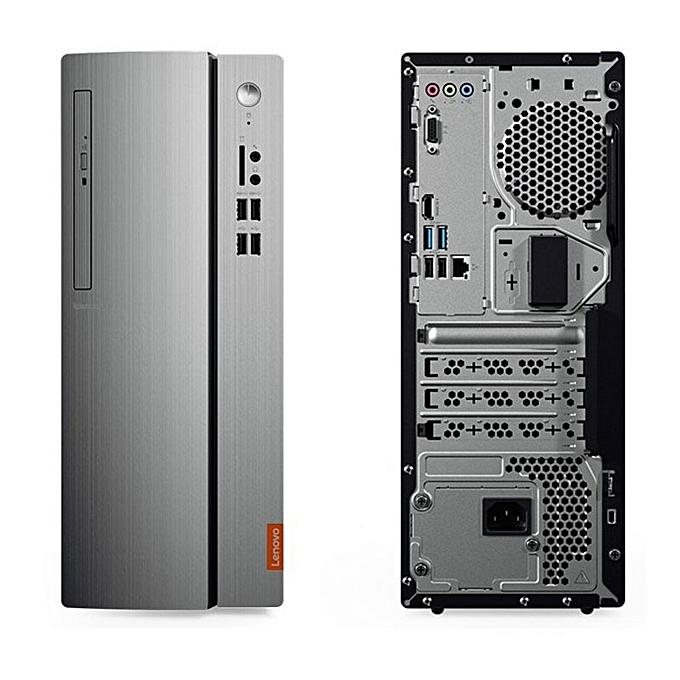 Lenovo pc de bureau ideacentre 510 15ikl i5 7 g n 4 go 1 to garantie 1 an prix pas - Pc bureau lenovo pas cher ...