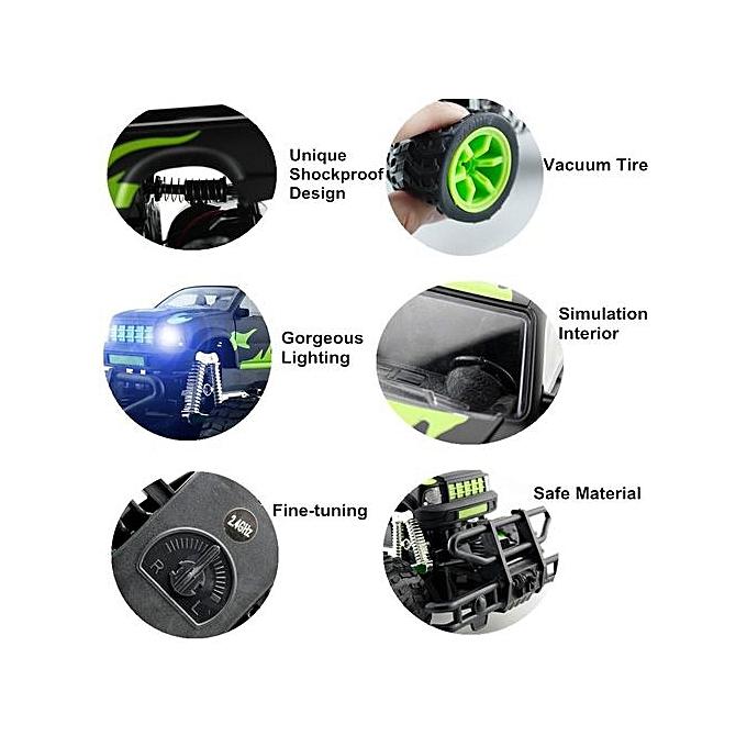 white label voiture t l command e par smartwatch noir vert pas cher jumia tn. Black Bedroom Furniture Sets. Home Design Ideas
