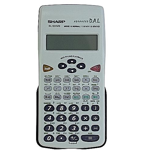 calculatrice scientifique sharp