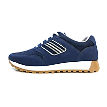 low priced 87a9b ad385 Chaussures hommes - Sport chic Bleu