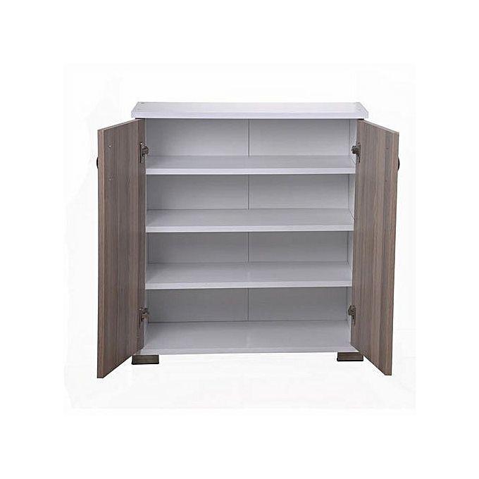 meuble d 39 entre porte chaussure blanc tables pas cher sur jumia tunisie. Black Bedroom Furniture Sets. Home Design Ideas