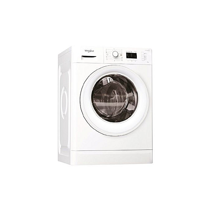 whirlpool machine a laver 6 kg fresh care blanc. Black Bedroom Furniture Sets. Home Design Ideas
