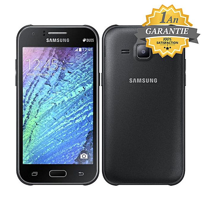 galaxy j1 ace ram 1 go 8 g 4g black garantie 1 an jumia tunisie. Black Bedroom Furniture Sets. Home Design Ideas
