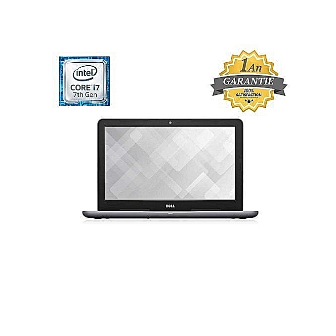 dell pc portable inspiron 5567 i7 7 g n 8go 1to. Black Bedroom Furniture Sets. Home Design Ideas