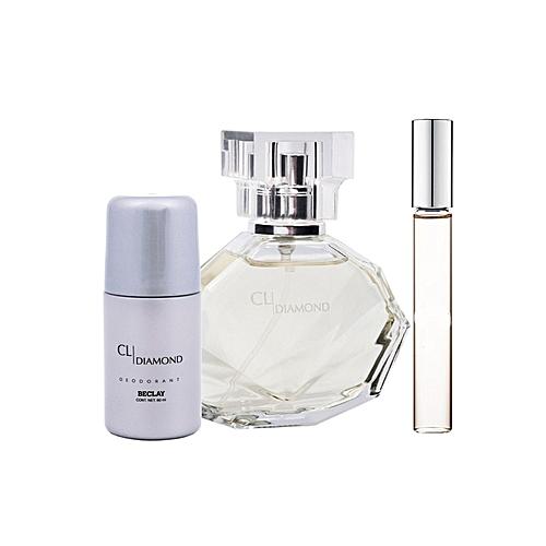 Cristian Lay Coffret Cadeau Femme Diamond à Prix Pas Cher