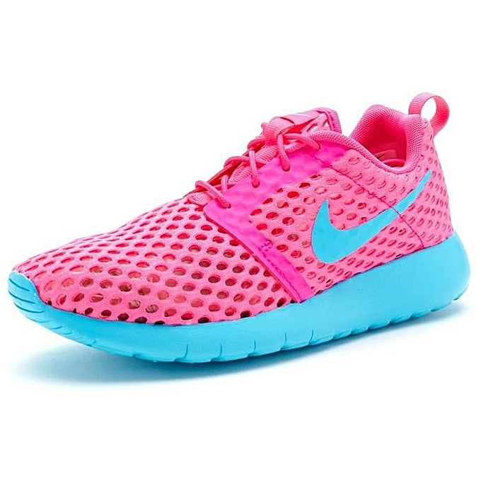 grossiste 731ac 812ff Baskets pour Femmes Roshe One Flight Weight - Rose