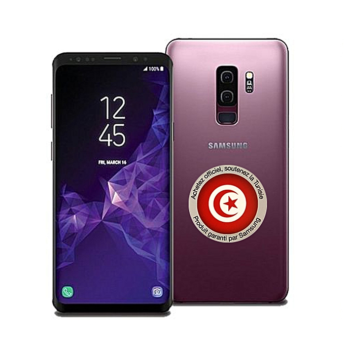 galaxy s9 plus ram 6go 64go rose garantie 1 an telephonie pas cher sur jumia tunisie. Black Bedroom Furniture Sets. Home Design Ideas