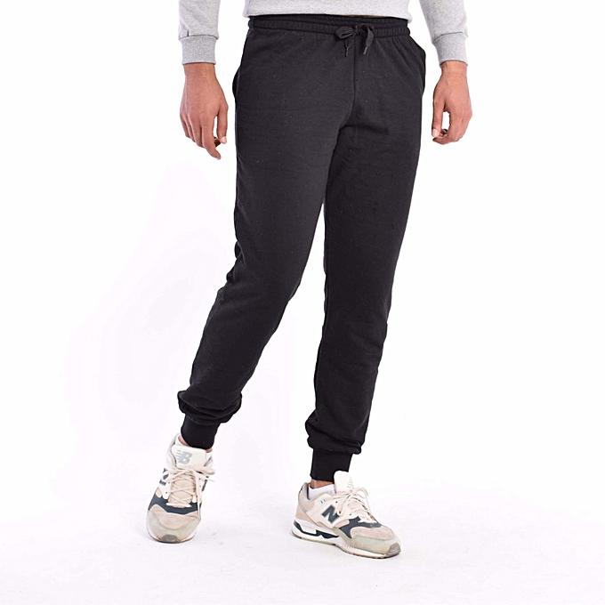Molleton Noir Pantalon Jogging Noir Pantalon Jogging Pantalon Jogging Molleton vynwOmN80