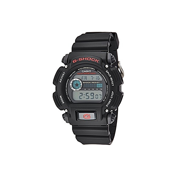 casio g shock montre homme dw 9052 1vdr noir garantie 1 an prix pas cher jumia tunisie. Black Bedroom Furniture Sets. Home Design Ideas