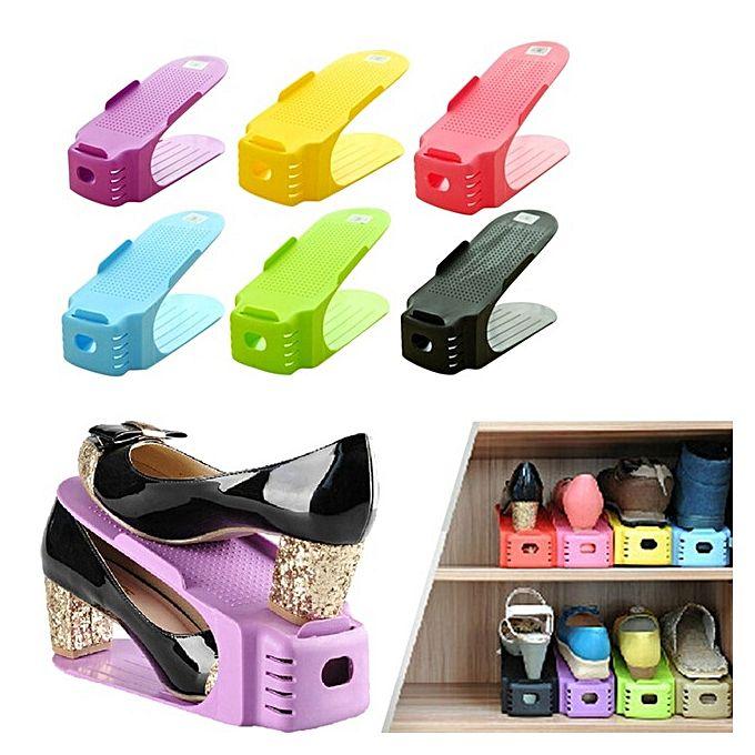 pack range chaussure magique 8 pi ces etag res de. Black Bedroom Furniture Sets. Home Design Ideas
