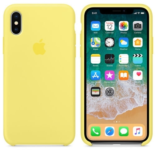 coque iphone xs silicone homme