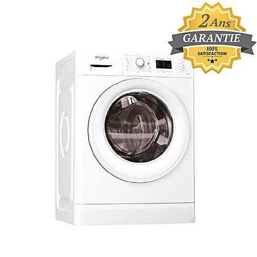 whirlpool machine a laver 6 kg fresh care blanc fwl61052w na garantie 2 ans pas cher. Black Bedroom Furniture Sets. Home Design Ideas