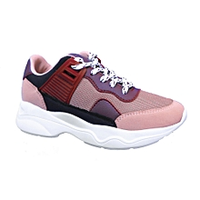 competitive price 49f34 7a7fd Basket - Femme - Vieux Rose