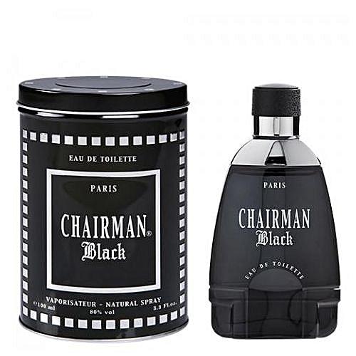 Black De Sistelle 100 Pour Chairman Toilette Ml Homme Yves Eau NwkPnO8X0