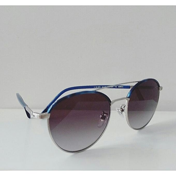 Lozza Lunette de soleil - SL2290 C581 – Bleu Miroir – Noir Degradé ... 0b3cda3716d3