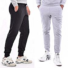 release date c9d4e 44f61 2 Pantalons jogging - Gris amp ...