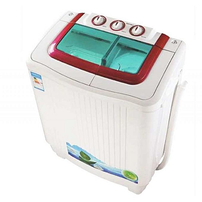 machine laver semi automatique orient xpb 1 9 5 8kg blanc lectrom nager pas cher sur. Black Bedroom Furniture Sets. Home Design Ideas