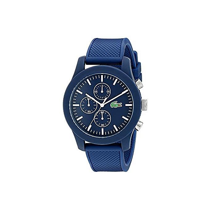 09cb57f231 LACOSTE Montre Homme - 12.12 - 2010824 - Bleue - Garantie 1 An à ...