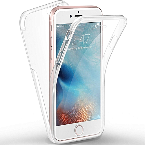 360 coque iphone 7 transparente anti choc
