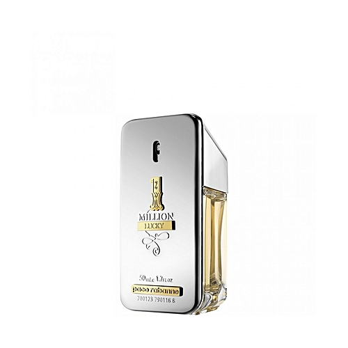 Paco Rabane Lady Million Lucky Eau De Toilette 50 Ml Femme à