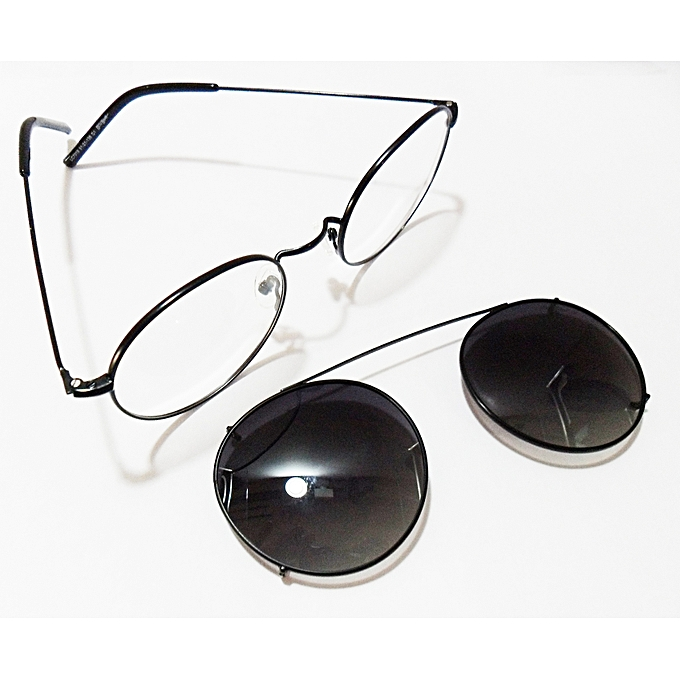 Le club Lunettes Optiques avec applique de soleil polarisée à prix ... 35a73fcd2ee3
