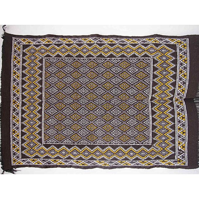 berbere carpet tapis margoum 123 185 cm prix pas cher jumia tunisie. Black Bedroom Furniture Sets. Home Design Ideas