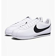 best sneakers 6bb24 c85c4 Cortez - Blanc Noir
