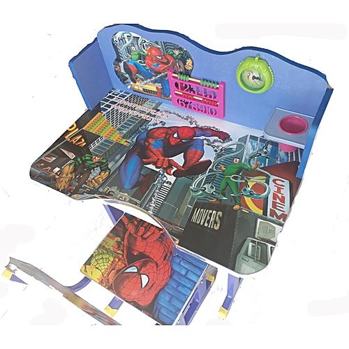 bureau d 39 tude pour enfants spider man bureaux pas cher sur jumia tunisie. Black Bedroom Furniture Sets. Home Design Ideas