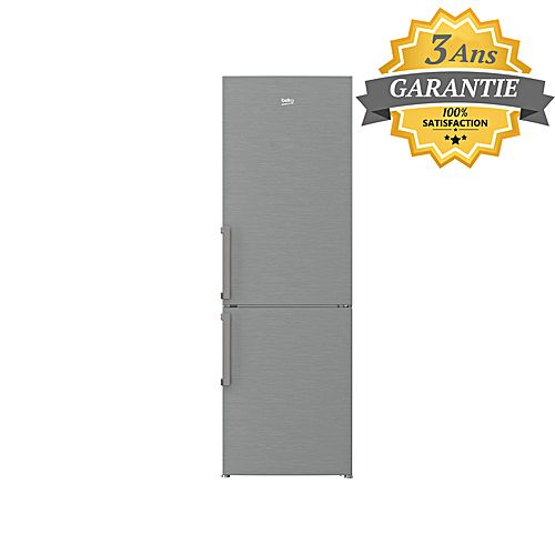 refrigerateur combine inox rcse400m21x jumia tunisie. Black Bedroom Furniture Sets. Home Design Ideas