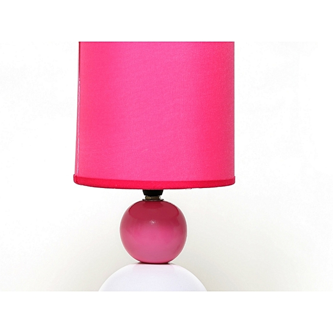 lampe de chevet 2b pm slow rose lampes de chevet pas cher sur jumia tunisie. Black Bedroom Furniture Sets. Home Design Ideas