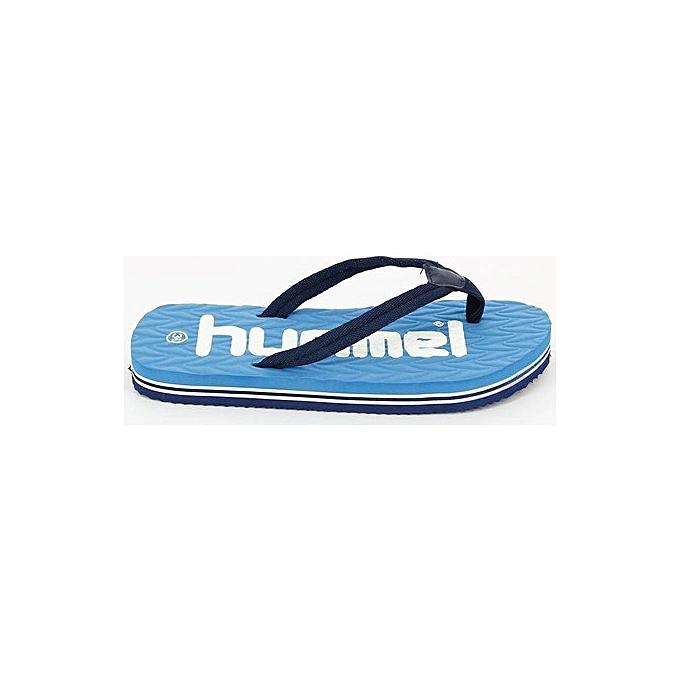 best sneakers 02b4d 05a66 Claquette - flip flop - hummel - Bleu