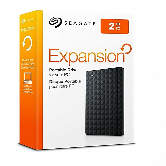 disque dur portable expansion seagate 2to usb 3 0 2 5 noir disque dur pas cher sur. Black Bedroom Furniture Sets. Home Design Ideas