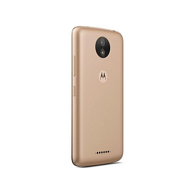 motorola moto c plus 4g ram 1go rom 16go flip cover gold garantie 1 an pas cher jumia tn. Black Bedroom Furniture Sets. Home Design Ideas