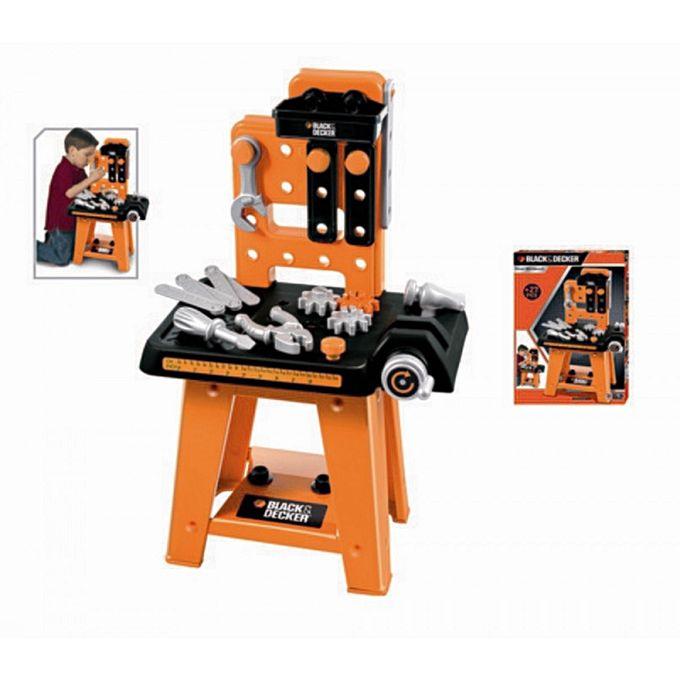 etabli black decker 2305 jouets enfant pas cher sur jumia tunisie. Black Bedroom Furniture Sets. Home Design Ideas