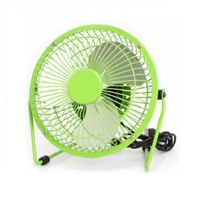 mini ventilateur usb vert acheter en ligne jumia. Black Bedroom Furniture Sets. Home Design Ideas