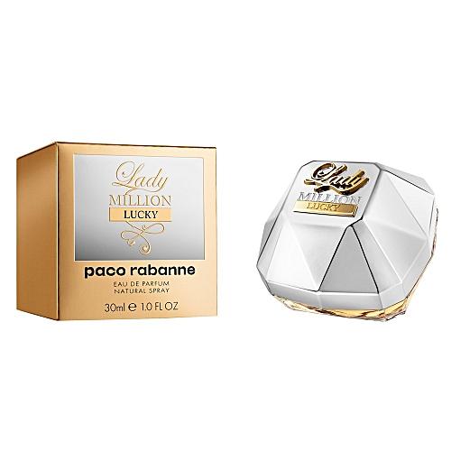Paco Rabanne Lady Million Lucky Eau De Parfum 30ml Cosma Plus à