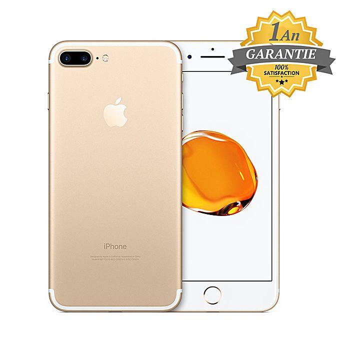 apple iphone 7 plus ram 2 go 128 go gold garantie 1 an acheter en ligne jumia tunisie. Black Bedroom Furniture Sets. Home Design Ideas
