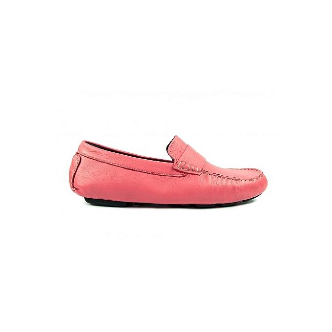mocassin homme dream rose cuir mocassins chaussures bateau pas cher sur jumia tunisie. Black Bedroom Furniture Sets. Home Design Ideas
