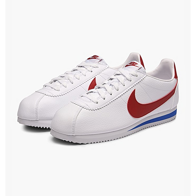 sports shoes 121a7 82495 Cortez - Blanc Rouge