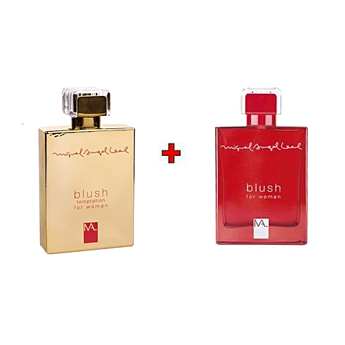Temptation Lot Blush 100ml Femme Et Parfums dCtQrhs