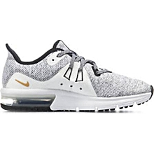 quality design 72198 47694 Air Max Sequent 3 Gs - 922884-007 - Noir Et Blanc