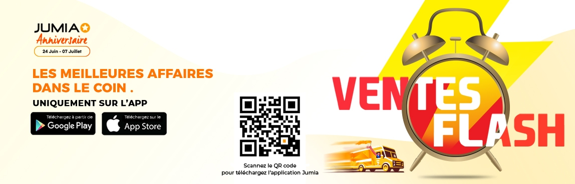 Promotion Tunisie Ventes Flash Jumia Anniversaire 2019 Jumia